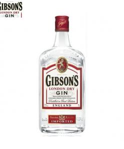 Rượu Gin Gibsons